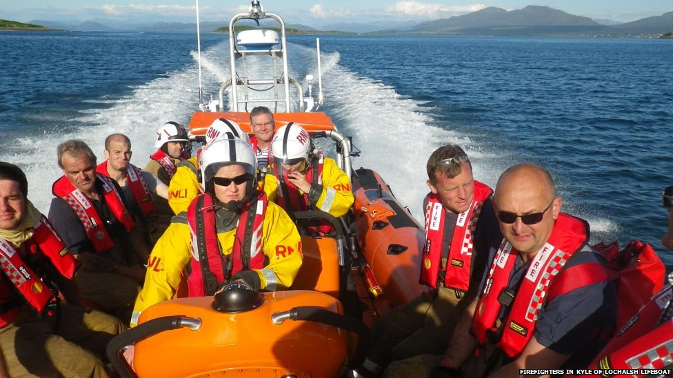 RNLI/Kyle of Lochalsh RNLI