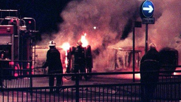 Brixton Riot, 1981