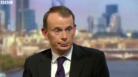 Andrew Marr after stroke