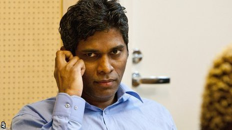 Wilson Raj Perumal, the convicted match-fixer