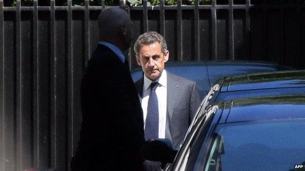 Nicolas Sarkozy, 2 July