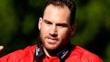 Durham's Australian fast bowler John Hastings