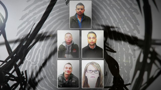 Sex trafficking gang is jailed