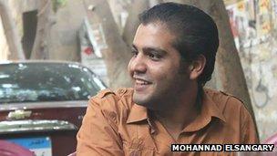 Mohannad Elsangary, Cairo
