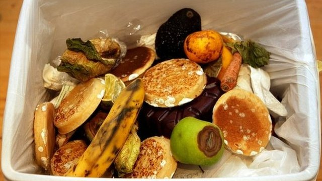 Tackle food waste and feed the world