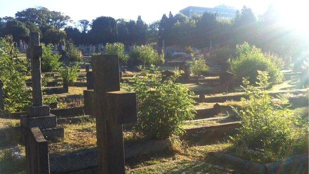 Lewes Cemetery