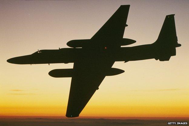 U2 plane