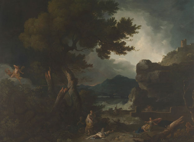 Destruction of Niobe's Children