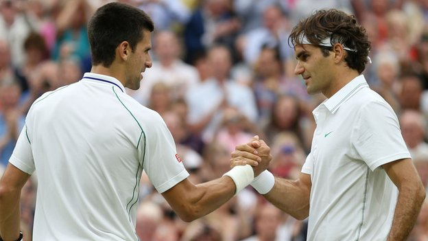 Diretta Streaming Live Finale Wimbledon 2014: Djokovic – Federer