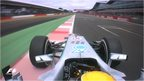 Hamilton's 2013 British GP pole lap