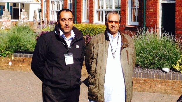 Mohammad Ashraf and Mohammed Shafique