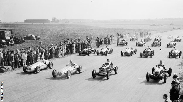 British Grand Prix in 1948