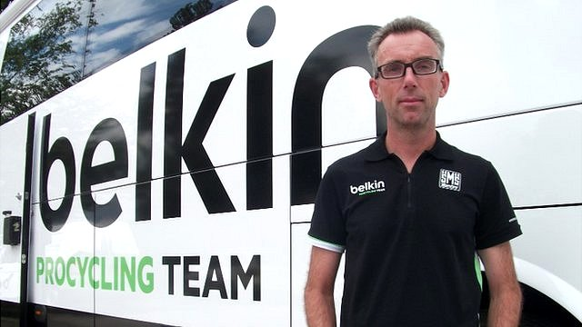 Louis Delahaye of Belkin Pro Cycling team