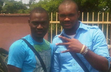 Yakubu Yusuf and Armstrong Aliche