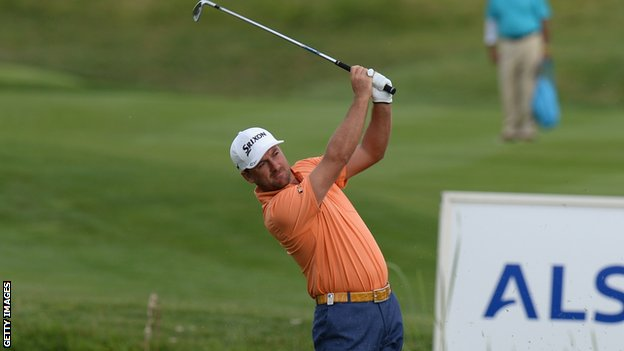 Graeme McDowell carded a round of 69 on day two of the French Open