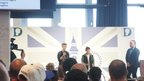 Bars & Melody performing