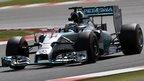 British GP practice two highlights: Hamilton fastest before breakdown