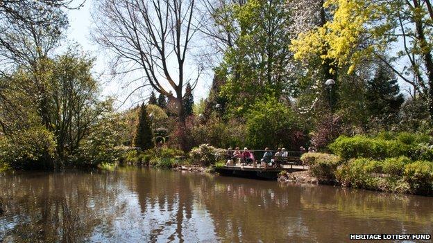 Hemel Water Gardens