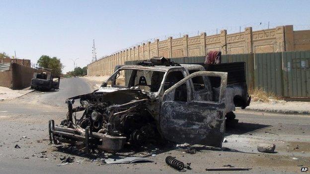 Tikrit, 1 July 2014