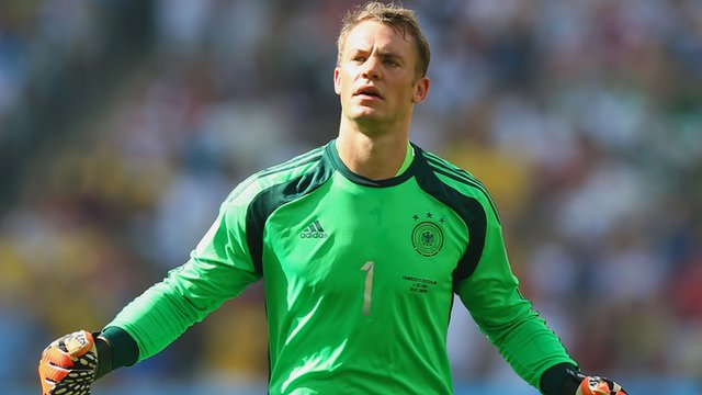 World Cup 2014: Manuel Neuer save denies French equaliser