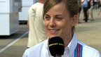 British Grand Prix practice: Inside F1 with Susie Wolff