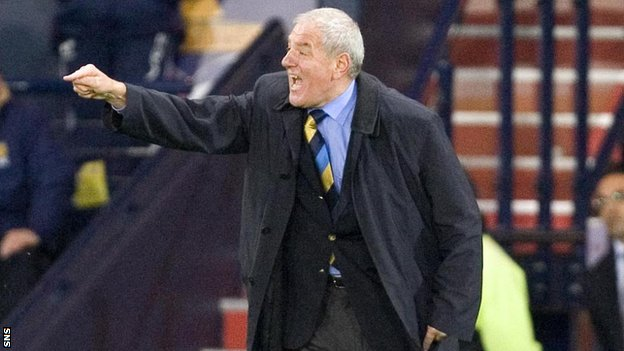 Former Scotland manager Walter Smith