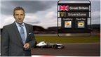 British Grand Prix weather