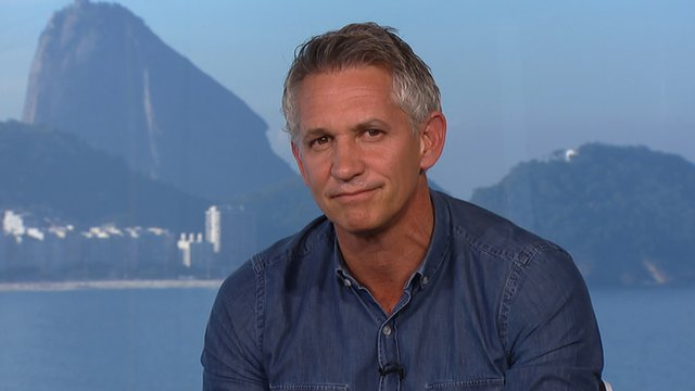 Germany could go all the way - Gary Lineker