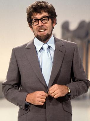 Rolf Harris in 1970