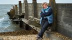 Sandi Toksvig in Whitstable