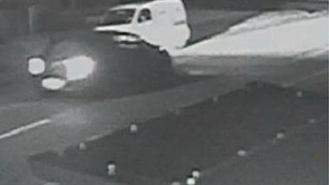 CCTV of the car being sought
