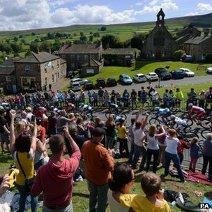tour in reeth