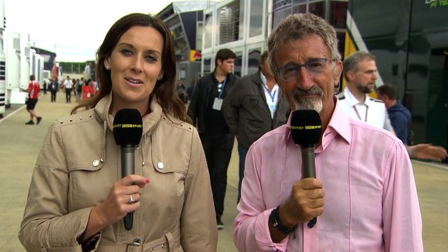 British Grand Prix qualifying: Inside F1 with Eddie Jordan