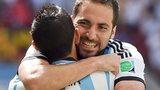 Argentina v Belgium - Gonzalo Higuain