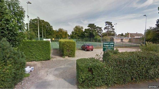 Horley Lawn Tennis Club