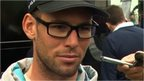 "Mark Cavendish says he is ""gutted"" he is out of the Tour de France"