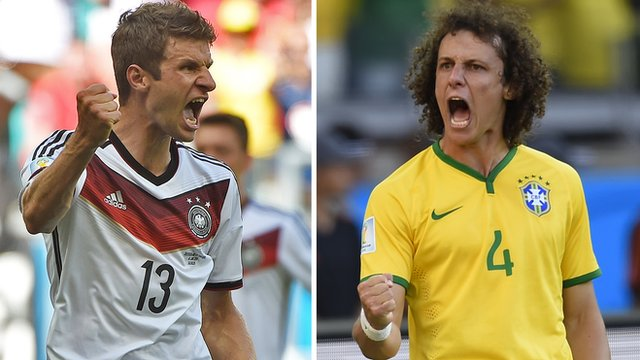World Cup 2014: Brazil v Germany preview