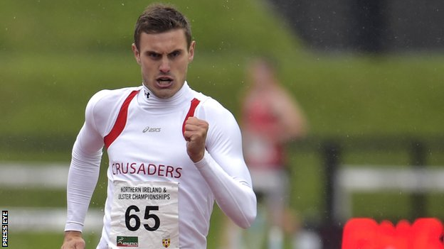 Jason Harvey will be competing at the Commonwealth Games and the European Championships