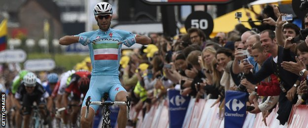 Tour de France - Vincenzo Nibali