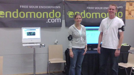 Endomondo founders