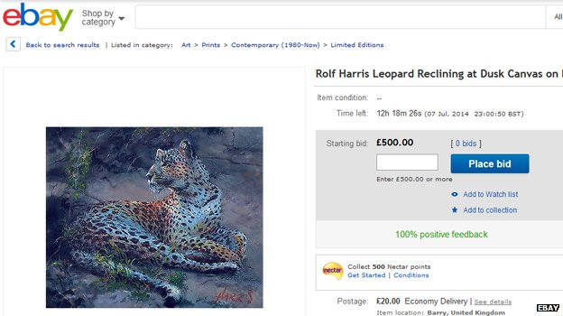 eBay screen grab