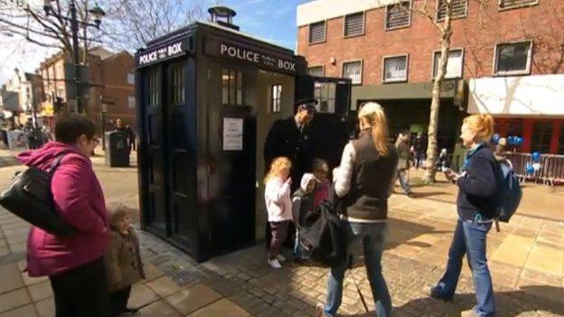 Boscombe police box