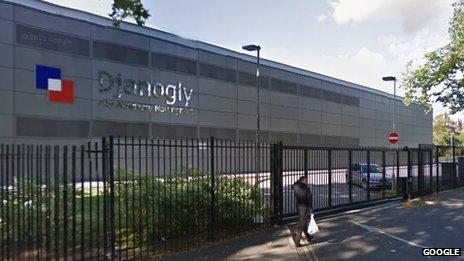 Djanogly City Academy