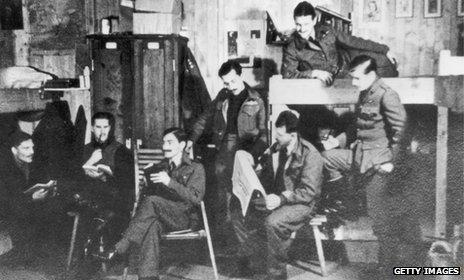 Prisonsers of war