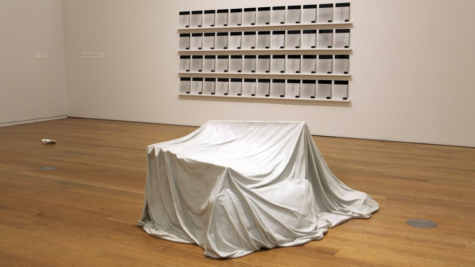 Ryan Gander Make every show like it's your last, Manchester Art Gallery