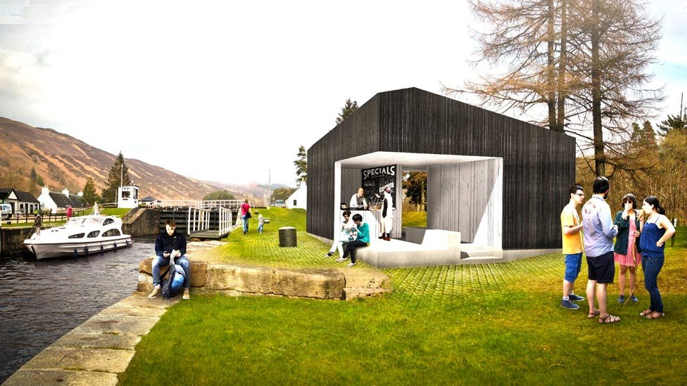 Winning Laggan design