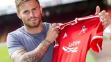 Aberdeen's new signing David Goodwillie