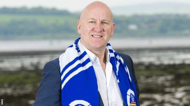 Morton manager Jim Duffy