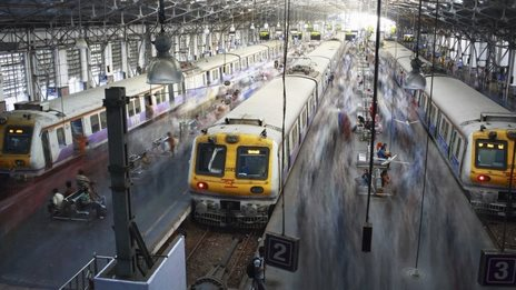 India push to modernise railways