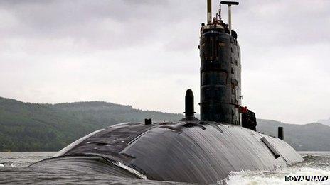 HMS Torbay